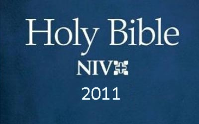 Reaction to the Revised New International Version Bible